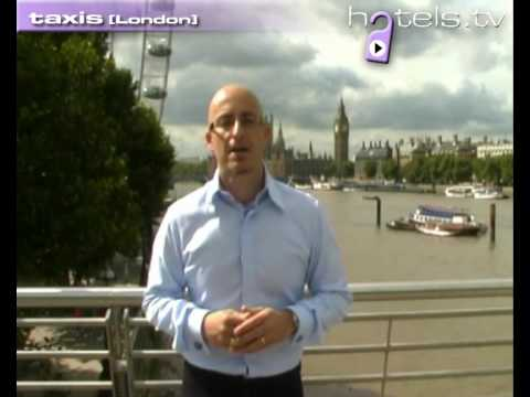 Travel Tips: London - Taxis - Hotels.tv