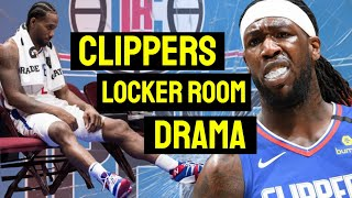 Clippers locker room PROBLEMS could RUIN their season [2020]