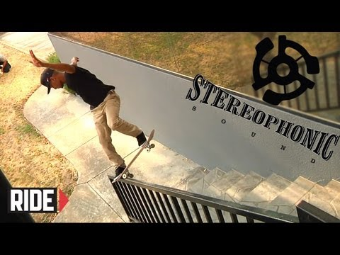 Kyle Leeper, Ben Fisher, and Tommy Fynn in a Stereophonic Trio: Volume 7