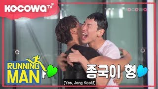 Kwangsoo and Water Bomb [Running Man Ep 384]