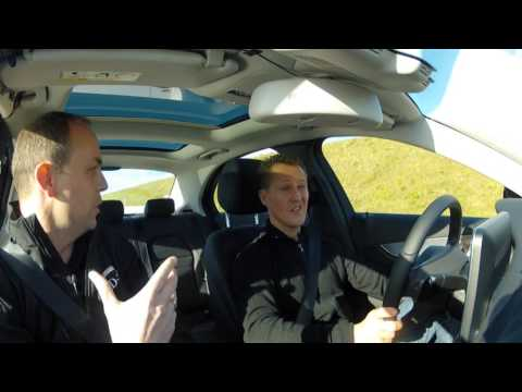 2014 ALL-NEW Mercedes-Benz C Class TEST DRIVE M. Schumacher