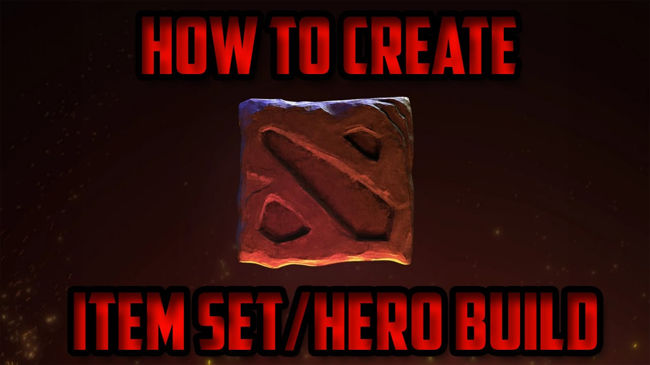 dota 2 how to get items