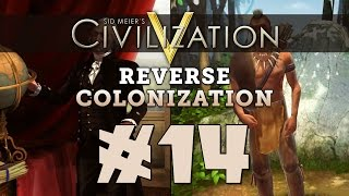 Civilization 5: Deity Twins Reverse Colonization #14