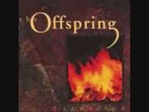Offspring - Kick Him When Hes Down