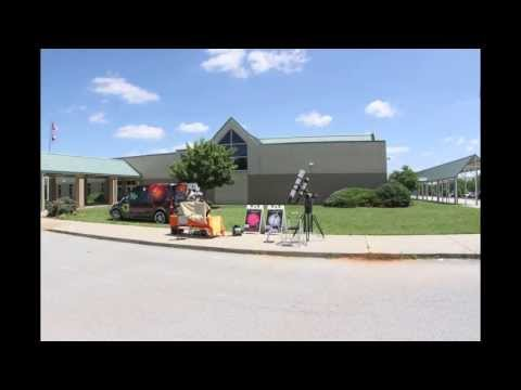 Luella Middle School May 23rd 2013 Solar Astronomy