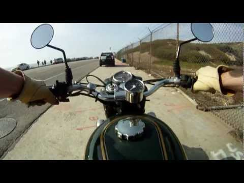Royal Enfield One Ride Day 2013 California