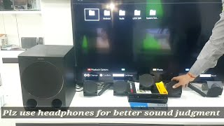 Sony HT-IV300  REVIEW/SOUND TEST||BEST5.1 HOME THEATRE FOR WATCHING TV/MOVIE WITH SURROUND SOUND
