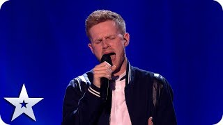 Mark McMullan's sublime performance of 'She Used to be Mine' | The Final | BGT 2019