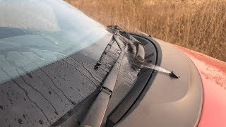 Tata Tigor JTP[2019] Front Wipers Functioning- HD