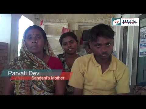 No Pention for Physically Handicapped in Cholapur, Uttar Pradesh— Video Volunteer Shabanam reports
