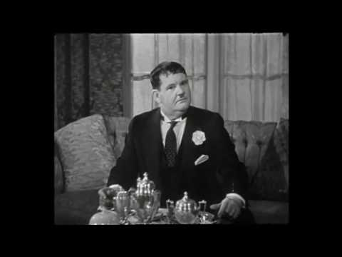 Oliver Hardy's hilarious reaction to Ricky Gervais interview