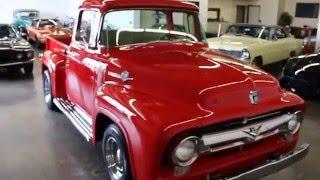 1956 Ford F100 Custom Cab GT Auto Lounge