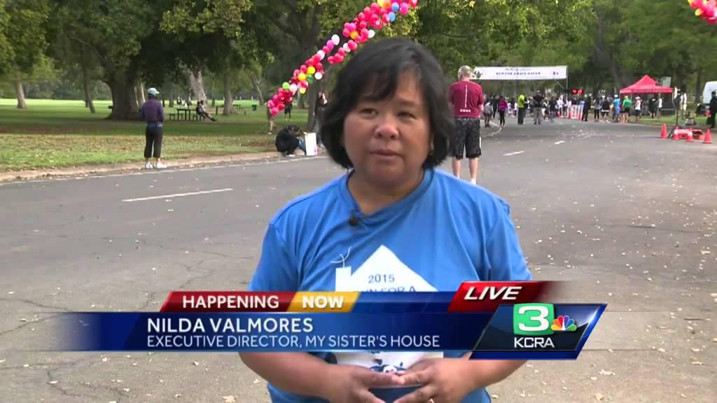 Sacramento's Land Park holds run for 'Safe Haven'