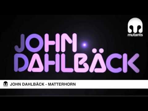 John Dahlback - Olympia / Matterhorn Preview