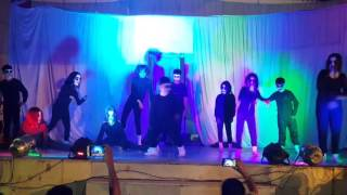 Party with bhoothnath dance performance