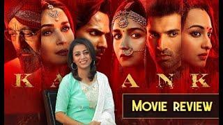 Kalank Review | Atika Farooqui | Alia Varun Sonakshi Aditya Sanjay Madhuri Karan Abhishek | Cinebuzz
