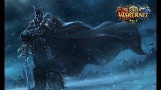 "🔴  World of Warcraft - История хила. Гильдия ""Мертвый Авангард"". Sirus: Scourge x2"