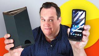 Motorola Razr foldable phone: What's in the box