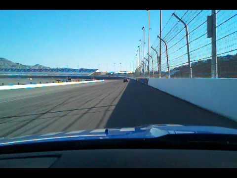 Pace Car Ride Sunday Indy Car Race Las Vegas.3gp
