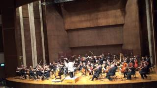 Frederic Chaslin: Prayer for cello and orchestra. Henri Demarquette, Chaslin, Jerusalem Symphony