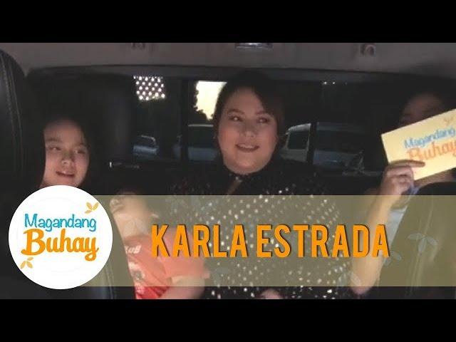 Magandang Buhay: Momshie Karla reveals her celebrity crush on Magandang Buhay