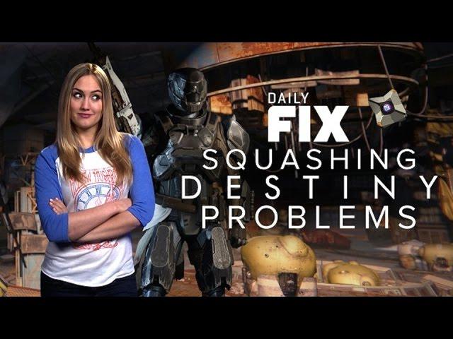 Destiny Fixes & Mortal Kombat X Reveal - IGN Daily Fix