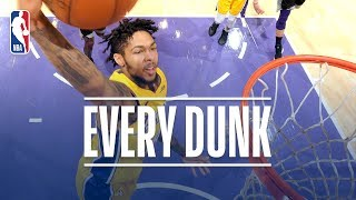 Aaron Gordon, Paul George, and Every Dunk From Tuesday Night | January 9, 2018