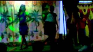 Bhojpuri Local Hot Girl's Recording Dance.Part-2