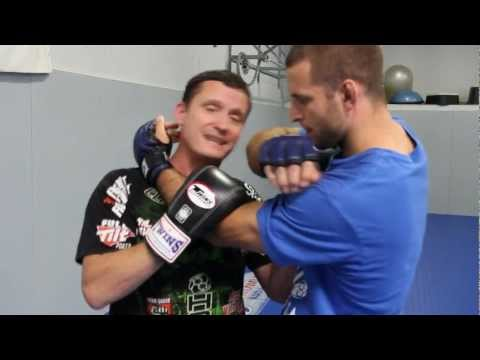 Clinch Gear MMA Technique of the Week - Clinch Defense Image 1