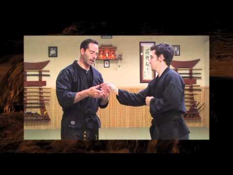 Ninjutsu Pain Compliance Techniques - Ninja Training Video Blog Image 1