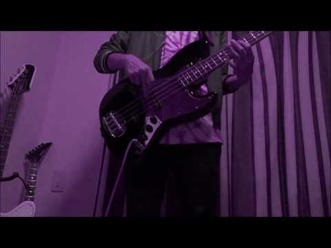 【BASS COVER】Kamen Rider Ex-Aid OP  EXCITE(TV Opening Size)/三浦大知 弾いてみた