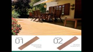 Pimawood Naturdeck - Outdoor Flooring