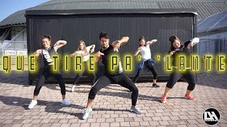 Que Tire Pa' 'Lante - Daddy Yankee by Lessier Herrera Zumba ZIN 84