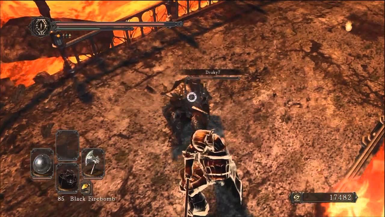 Bandit Knife Dark Souls  Build