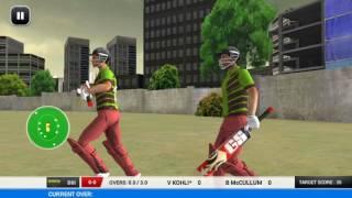 Ms Dhoni the untold story game beach cricket Dhoni 11 vs Sachin 11