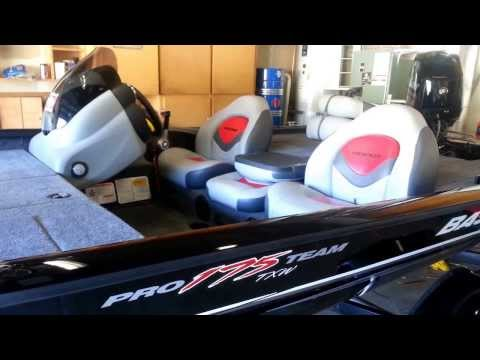 2014 Bass Tracker Pro Team 175 TXW Features