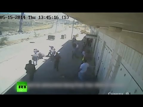 Dramatic ССTV: IDF could be involved in 2 teens death