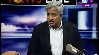 NEWSLINE TV1 INSIDE CRICKET with Nishantha Ranatunga