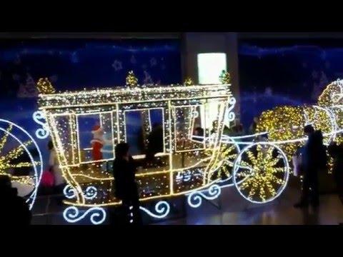 Christmas Moscow 2016. / Рождественская Москва 2016.