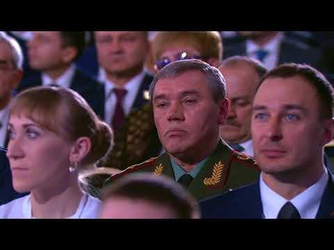 Путин показал запуск «Сармата»