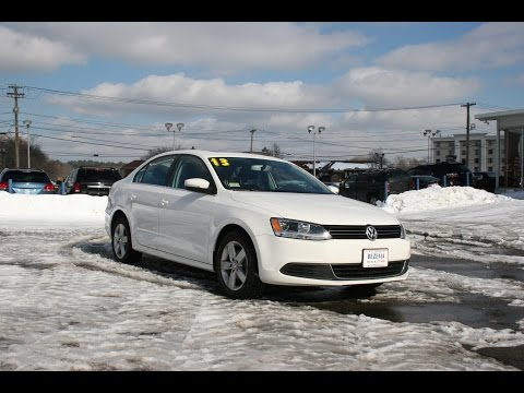 2013 Volkswagen Jetta TDI Review and Test Drive