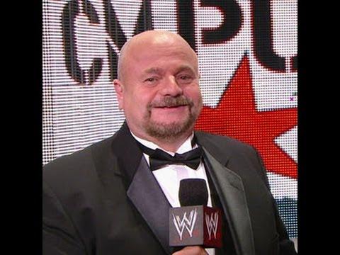 Howard Finkel returns as CM Punk's personal ring announcer