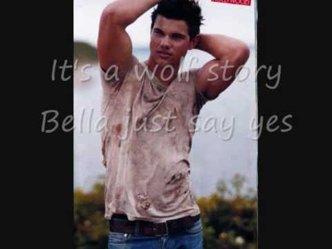 Jacob Black Song- Wolf Story (Love Story) Video
