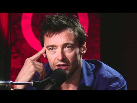 Hugh Jackman on QTV