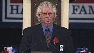 Don Sutton delivers Hall of Fame induction speech