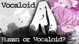 Human or Vocaloid?