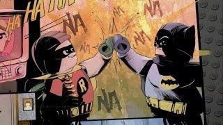 Lego Batman 3 Beyond Gotham  1966 Bonus Mission  Same Bat Time Same Bat Channel
