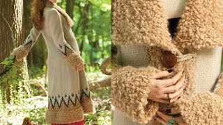 #24 Duster Coat, Vogue Knitting Fall 2014