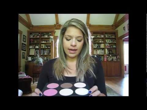Review: Coastal Scents 6 Contour Blush Palette