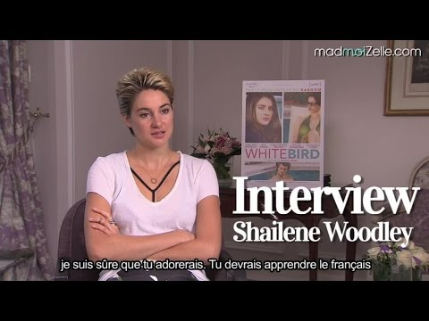 Interview - Shailene Woodley